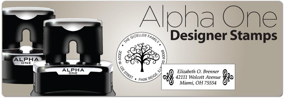 Designer Stamps<font color=red>Free Shipping!